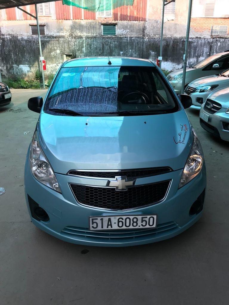 Cần bán Chevrolet Spark năm 2013 còn mới giá cạnh tranh (1)