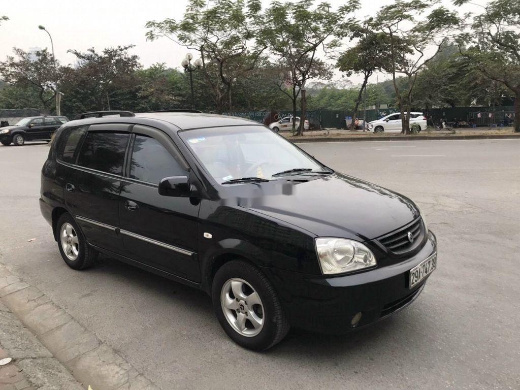 Cần bán xe Kia Carens đời 2008, màu đen, nhập khẩu  (2)