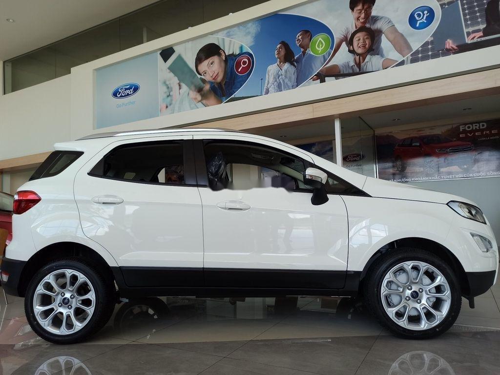 Bán xe Ford EcoSport đời 2021, màu trắng (2)