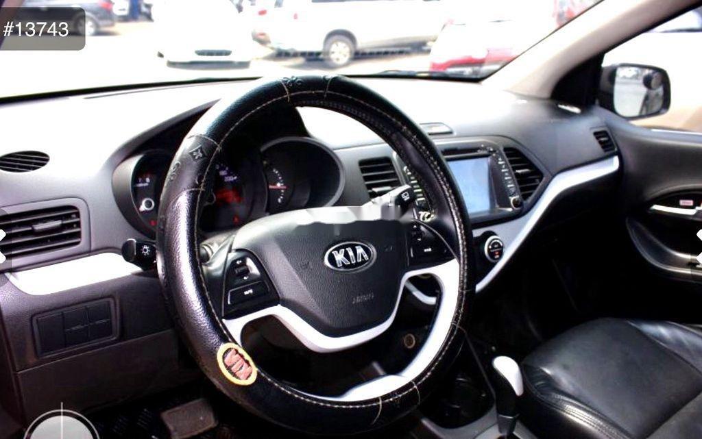 Bán xe Kia Picanto năm 2014, xe một đời chủ giá ưu đãi (3)