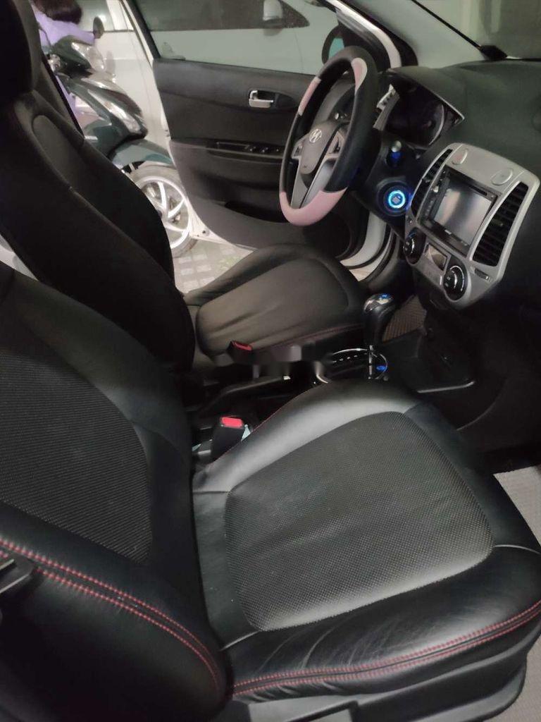 Xe Hyundai i20 năm 2012, nhập khẩu, xe một đời chủ giá ưu đãi (4)