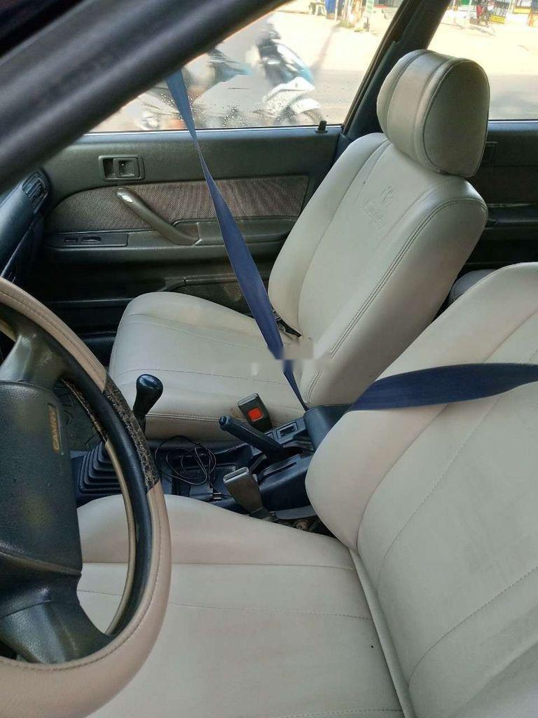 Bán ô tô Toyota Camry sản xuất 1989, nhập khẩu nguyên chiếc giá cạnh tranh (5)