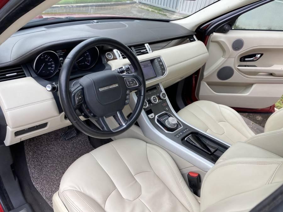 Cần bán xe LandRover Range Rover 2011, màu đỏ, nhập khẩu  (11)