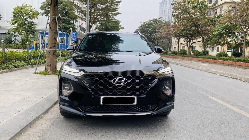 Bán Hyundai Santa Fe 2.2L AT 4WD năm 2019 (1)