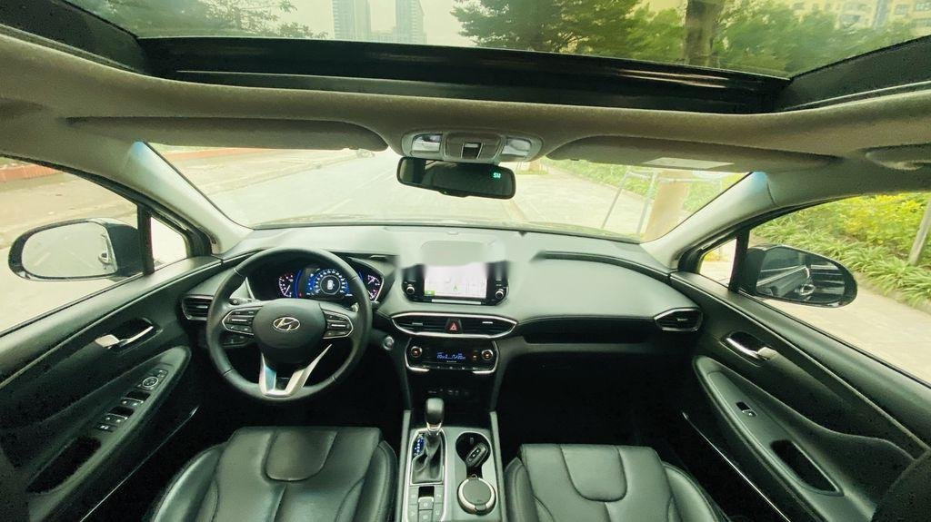 Bán Hyundai Santa Fe 2.2L AT 4WD năm 2019 (6)