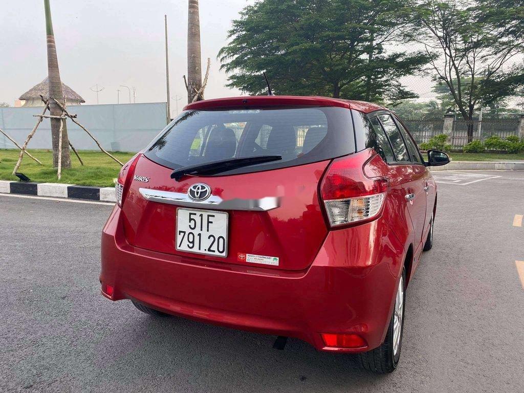 Bán xe Toyota Yaris 1.3G sản xuất năm 2016, nhập khẩu giá cạnh tranh (3)
