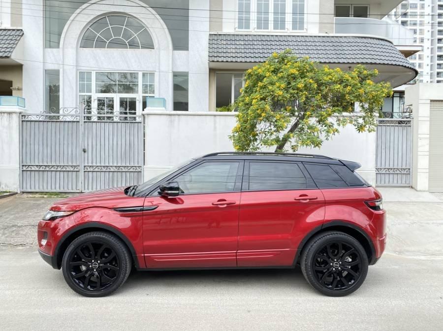 Cần bán xe LandRover Range Rover 2011, màu đỏ, nhập khẩu  (4)