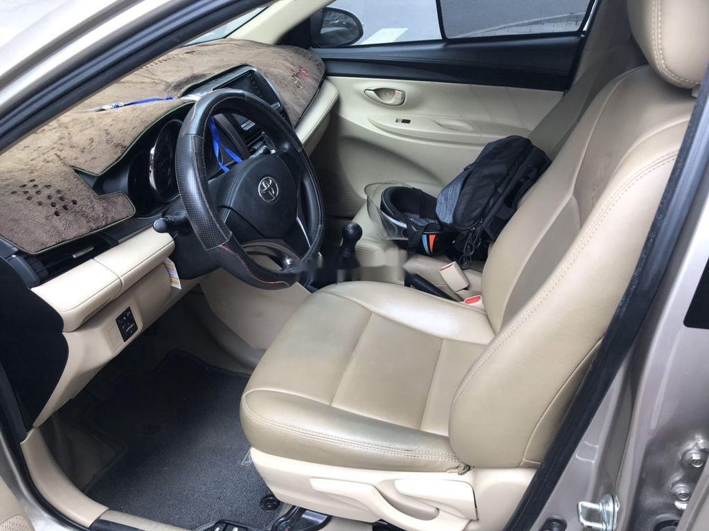 Cần bán Toyota Vios sản xuất 2018, giá  thấp (5)