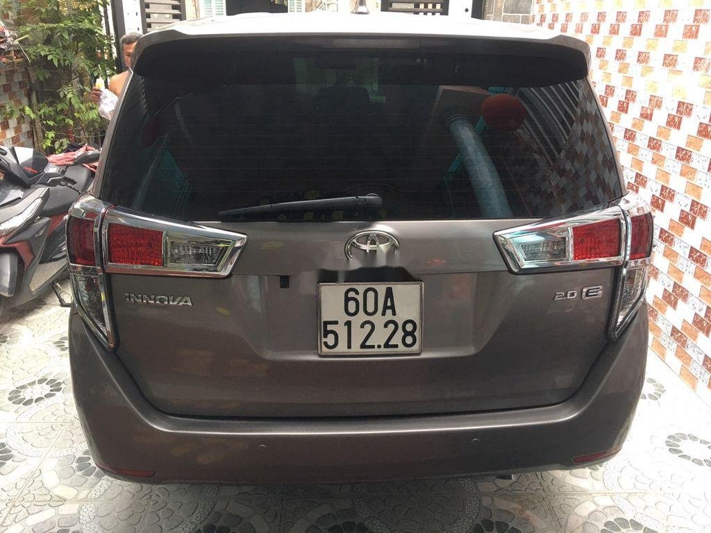 Bán Toyota Innova sản xuất năm 2018, giá ưu đãi động cơ ổn định  (4)