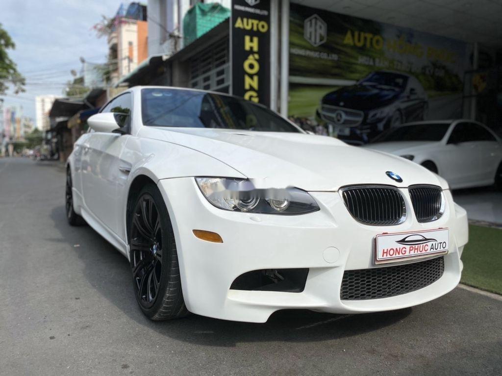 Cần bán gấp BMW M3 đời 2008, màu trắng, nhập khẩu (1)