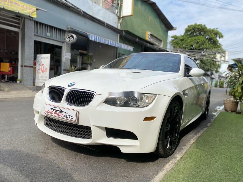 Cần bán gấp BMW M3 đời 2008, màu trắng, nhập khẩu (2)