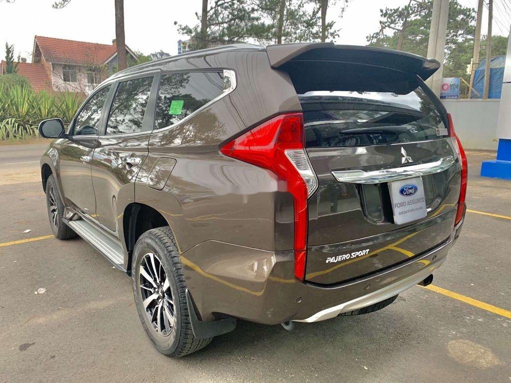 Xe Mitsubishi Pajero Sport 2.4 AT năm 2018, nhập khẩu (8)
