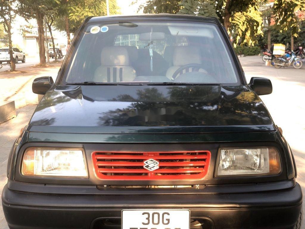 Cần bán lại xe Suzuki Vitara 2005, màu đen, nhập khẩu  (3)