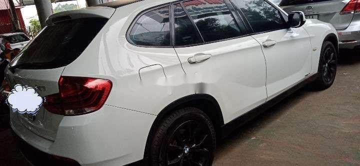 Bán ô tô BMW X1 sản xuất năm 2010, màu trắng (3)