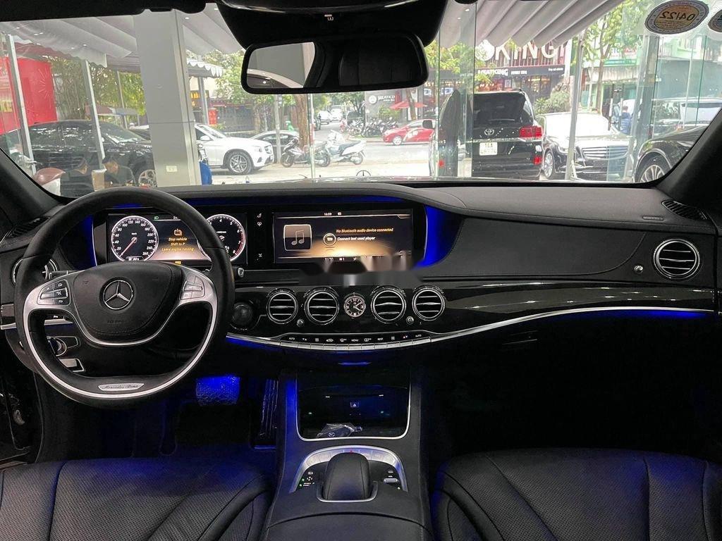 Bán xe Mercedes S400 đời 2014, màu đen, nhập khẩu  (5)