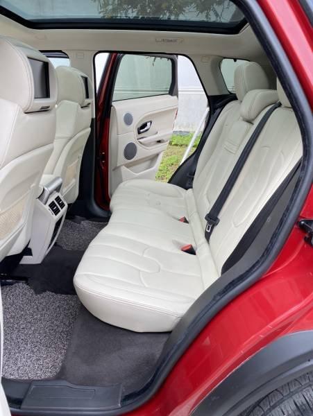 Cần bán xe LandRover Range Rover 2011, màu đỏ, nhập khẩu  (6)
