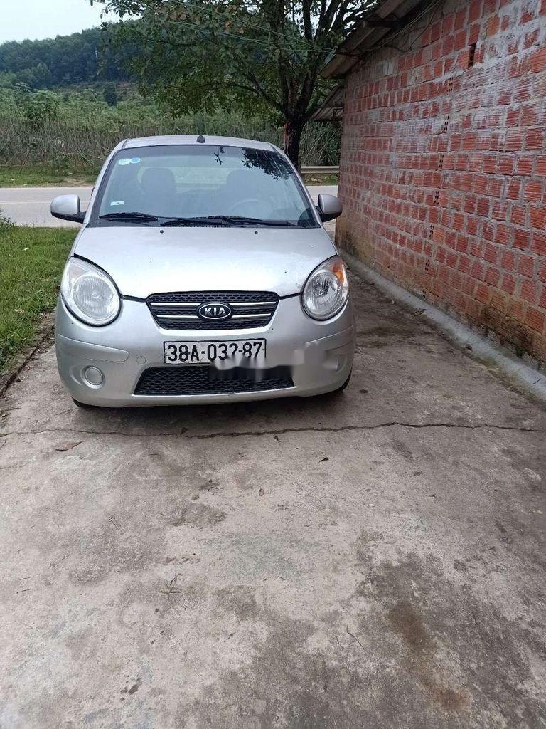 Cần bán xe Kia Morning sản xuất năm 2012, xe chính chủ giá mềm (1)