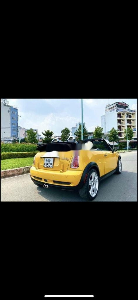 Bán Mini Cooper sản xuất 2005, màu vàng, nhập khẩu, 590tr (11)