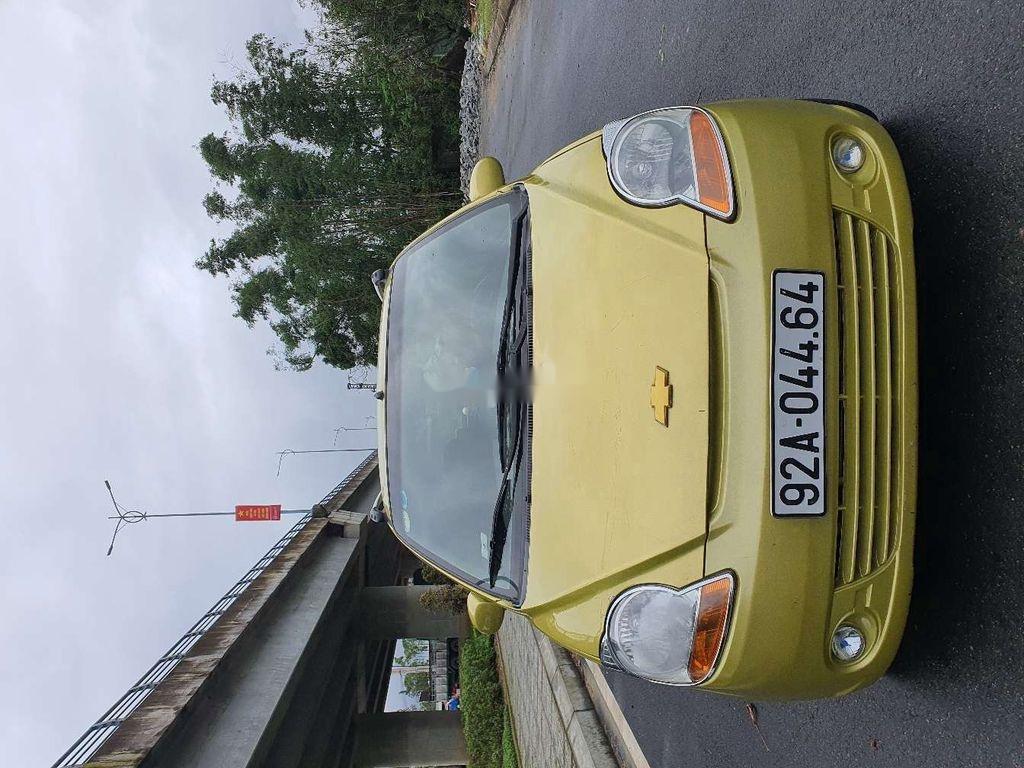 Bán Chevrolet Spark sản xuất năm 2009 còn mới (4)