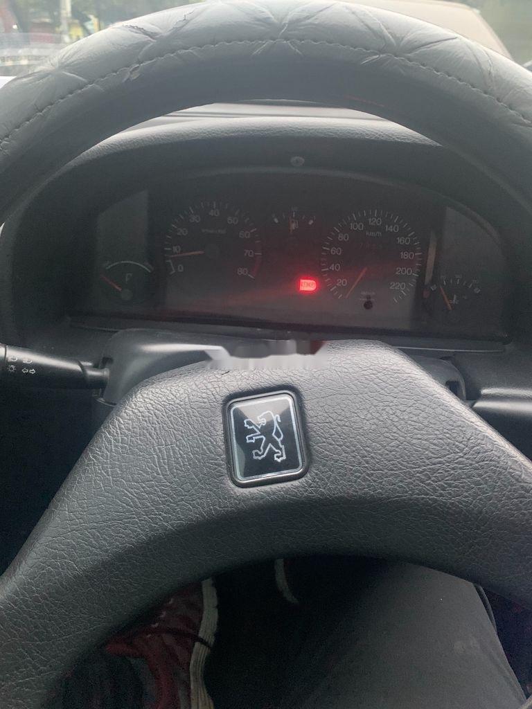 Bán Peugeot 309 năm 1994, xe nhập còn mới, giá 62tr (4)