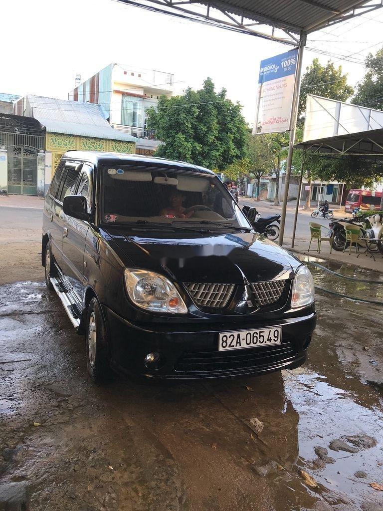 Xe Mitsubishi Jolie đời 2004, màu đen chính chủ (1)