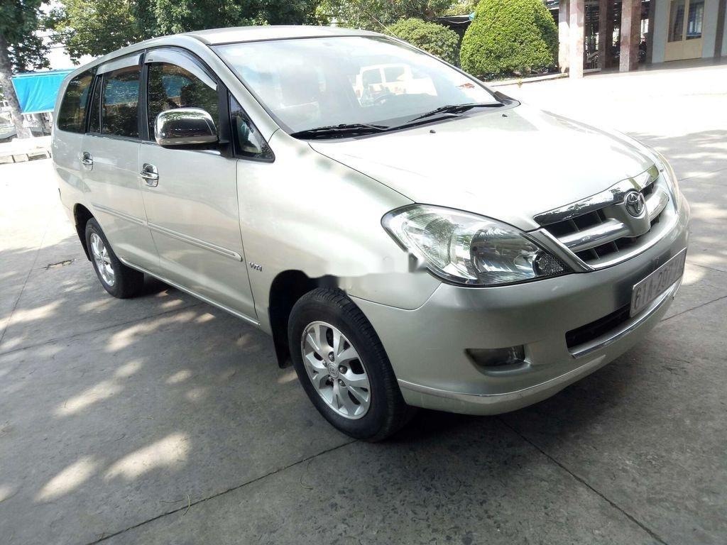 Bán Toyota Innova năm 2006, màu bạc (11)