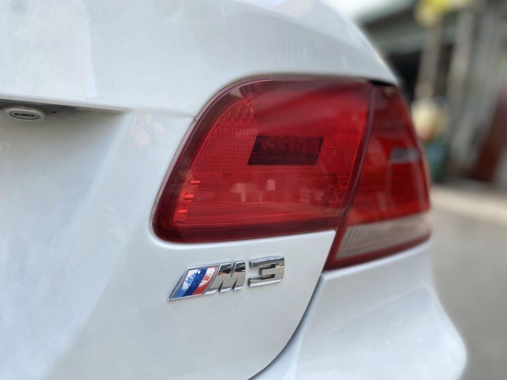 Cần bán gấp BMW M3 đời 2008, màu trắng, nhập khẩu (12)