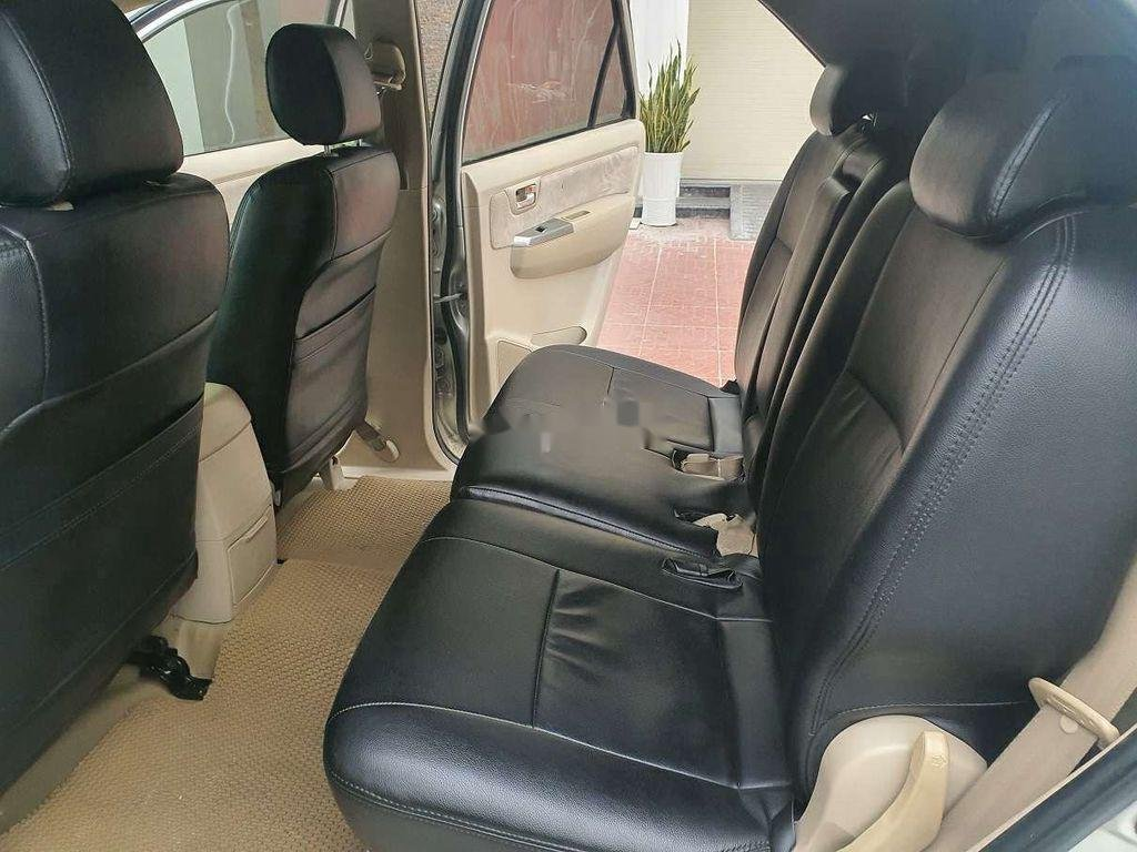 Cần bán lại xe Toyota Fortuner sản xuất 2007, nhập khẩu còn mới (2)