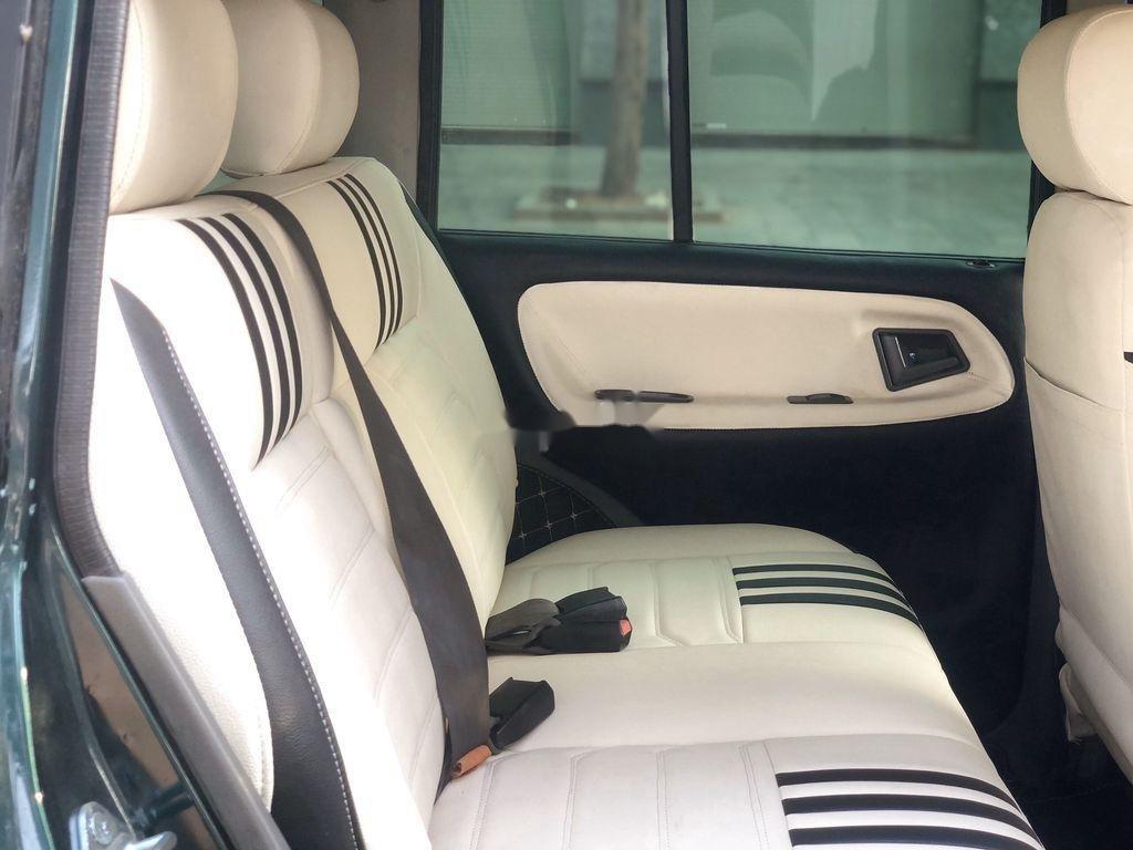 Cần bán lại xe Suzuki Vitara 2005, màu đen, nhập khẩu  (8)