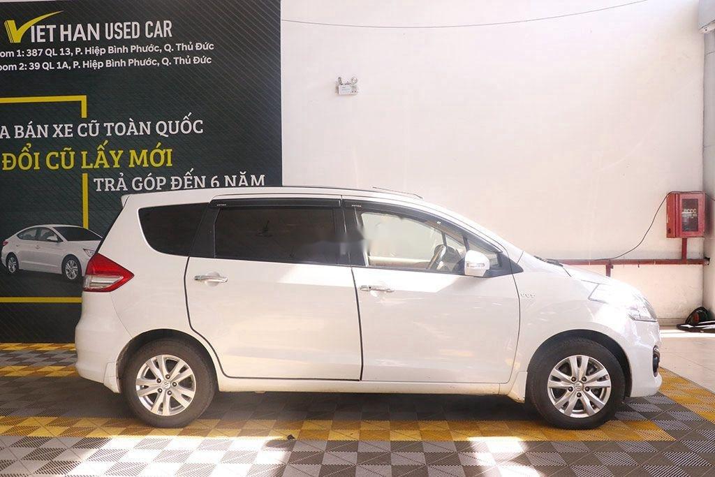 Cần bán gấp Suzuki Ertiga năm 2017, màu trắng, nhập khẩu, giá 426tr (5)