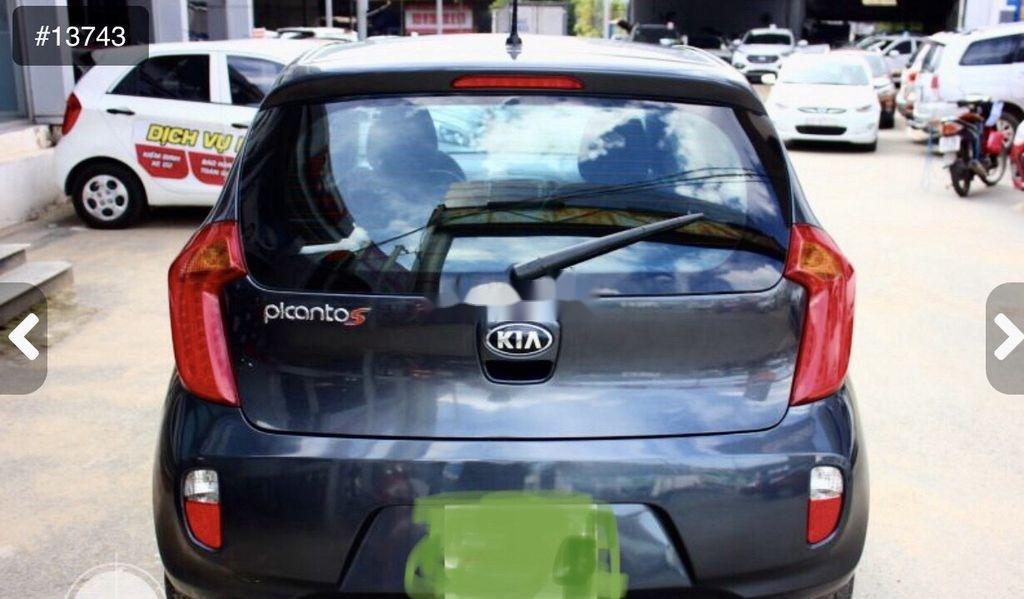 Bán xe Kia Picanto năm 2014, xe một đời chủ giá ưu đãi (8)