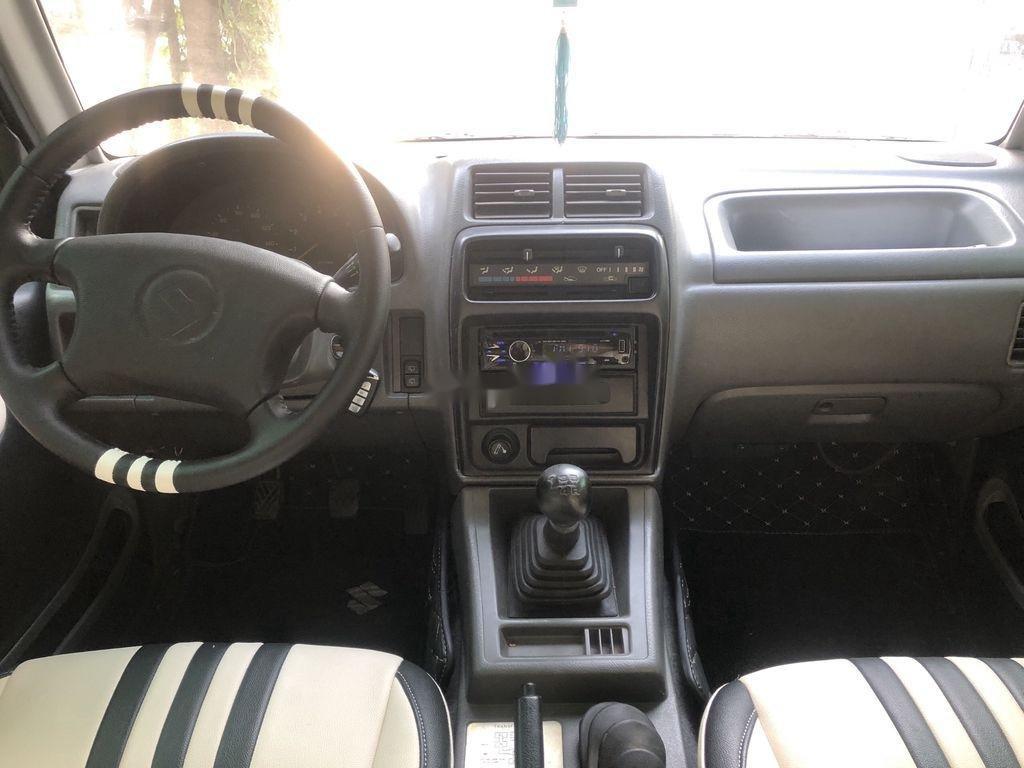 Cần bán lại xe Suzuki Vitara 2005, màu đen, nhập khẩu  (6)