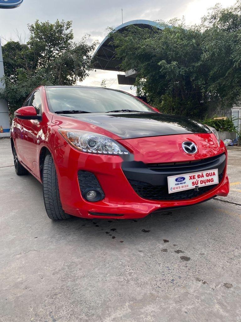 Bán xe Mazda 3 năm 2014 còn mới (1)