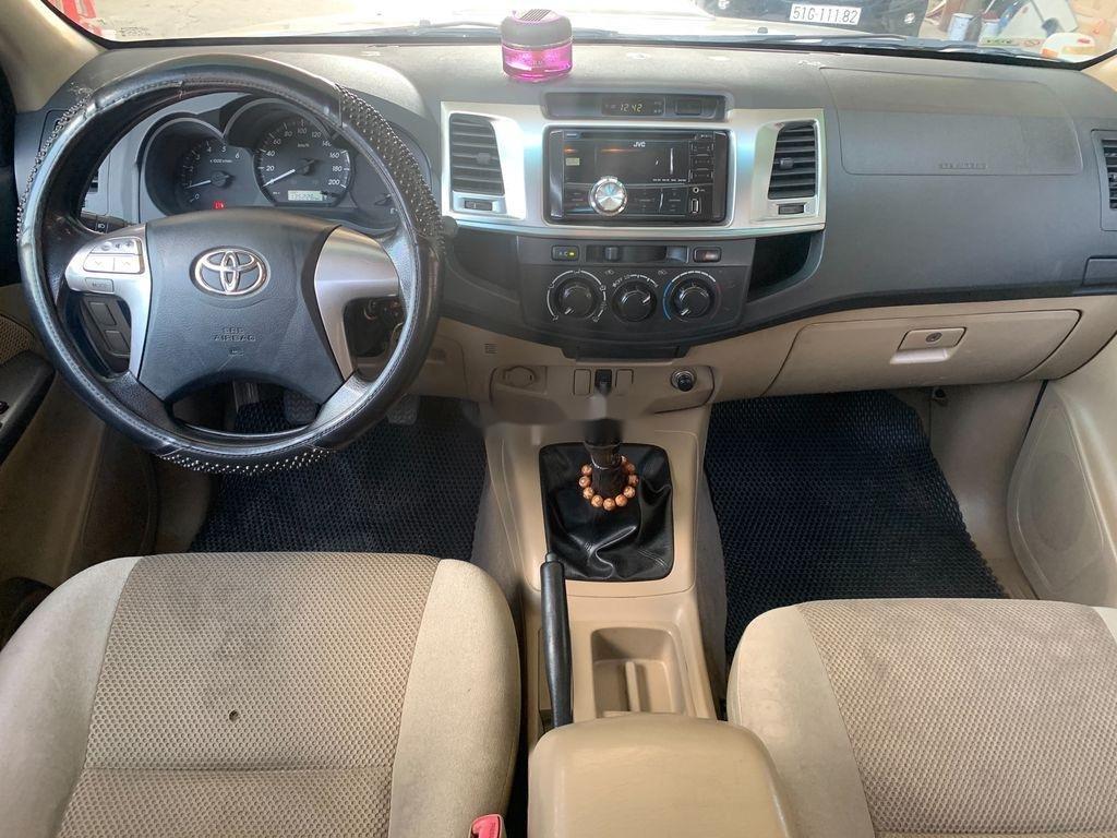 Cần bán xe Toyota Hilux đời 2013, nhập khẩu, 385 triệu (5)