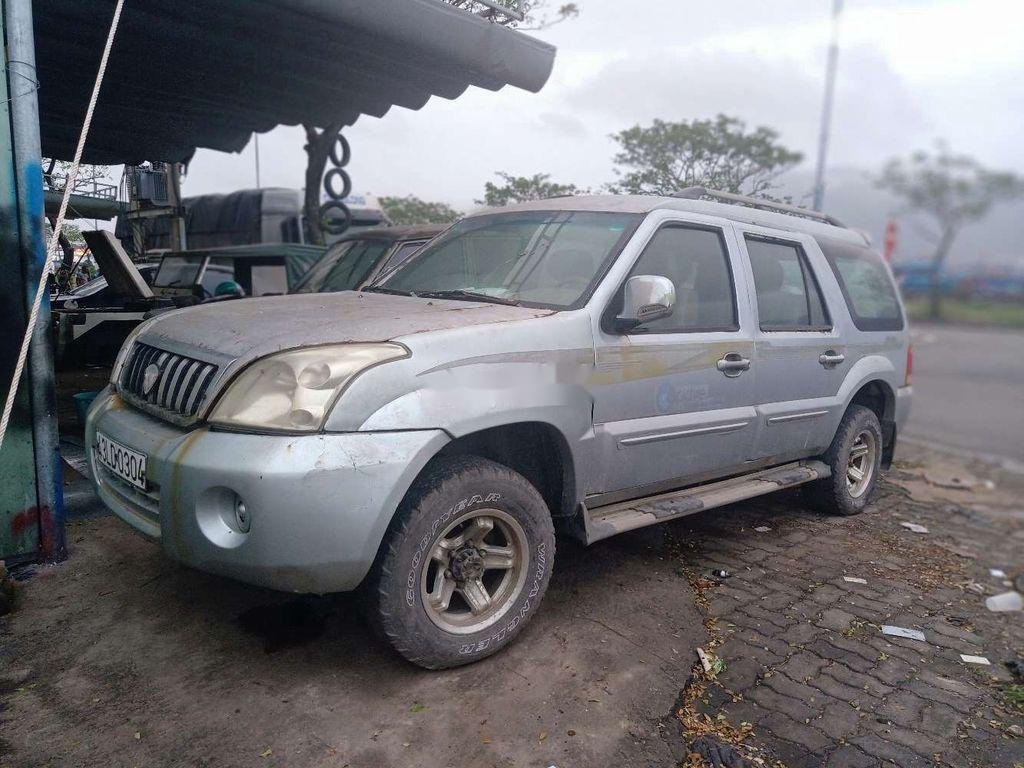 Cần bán xe Mekong Pronto đời 2007, màu bạc, giá 55tr (2)