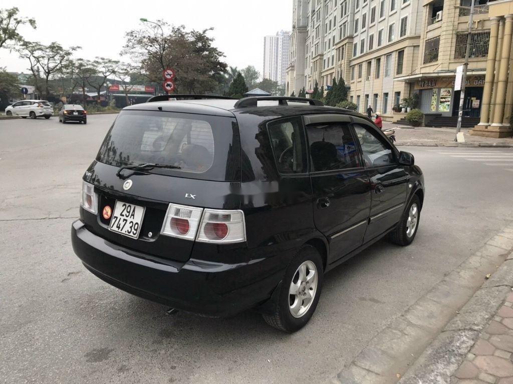 Cần bán xe Kia Carens đời 2008, màu đen, nhập khẩu  (6)