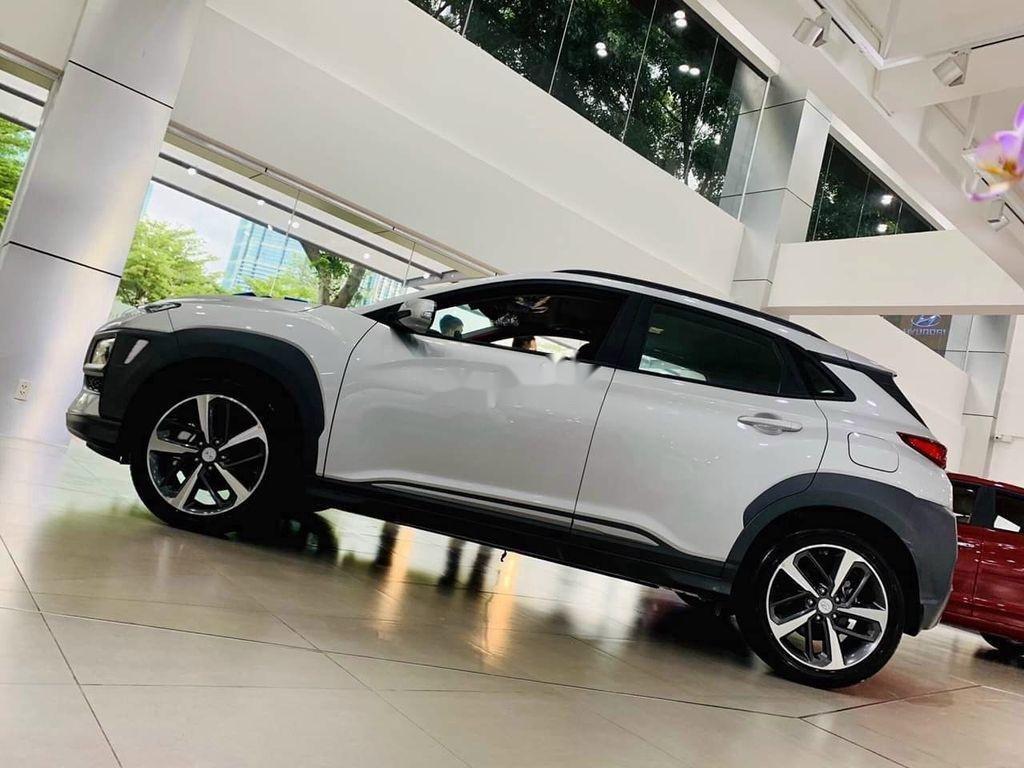 Bán ô tô Hyundai Kona năm sản xuất 2020, màu trắng, 624tr (5)