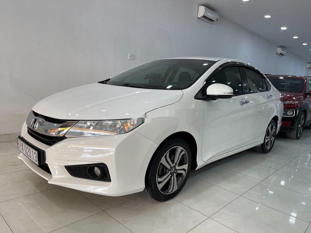 Bán ô tô Honda City CVT sản xuất 2014 còn mới (2)