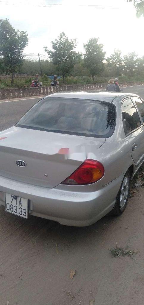 Cần bán Kia Spectra đời 2004, màu bạc, nhập khẩu, giá chỉ 122 triệu (5)