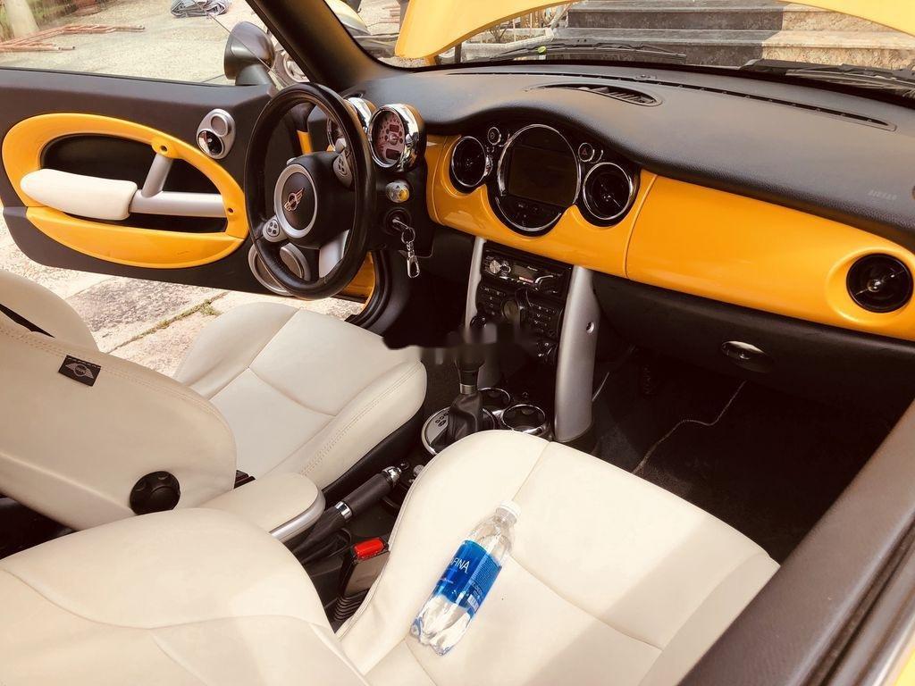 Bán Mini Cooper sản xuất 2005, màu vàng, nhập khẩu, 590tr (5)
