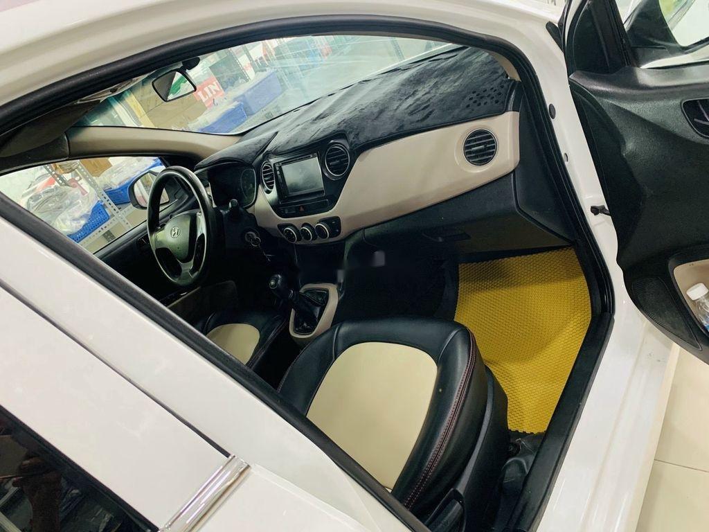 Bán xe Hyundai Grand i10 sản xuất năm 2015, nhập khẩu nguyên chiếc còn mới (9)