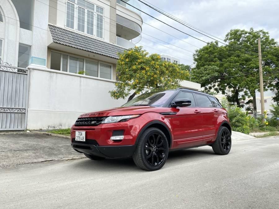 Cần bán xe LandRover Range Rover 2011, màu đỏ, nhập khẩu  (1)