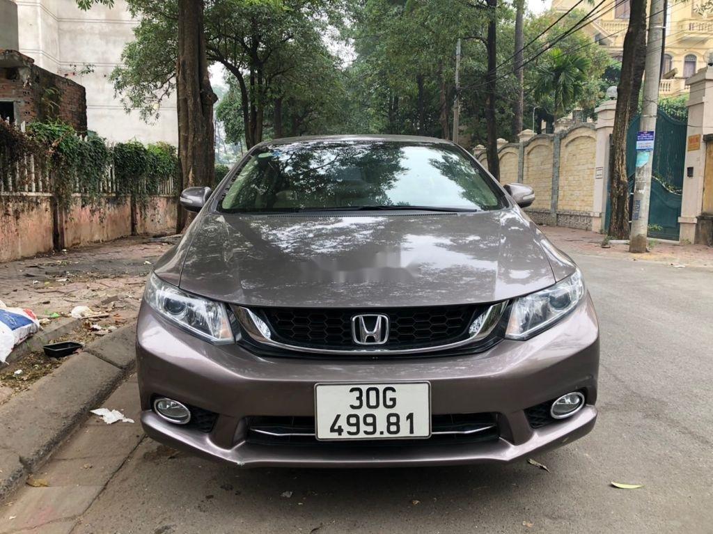 Xe Honda Civic đời 2015, giá tốt (5)