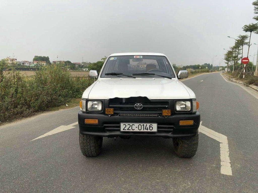 Bán Ford Ranger số sàn 2 cầu máy dầu không niên hạn sản xuất 1992, xe nhập (1)