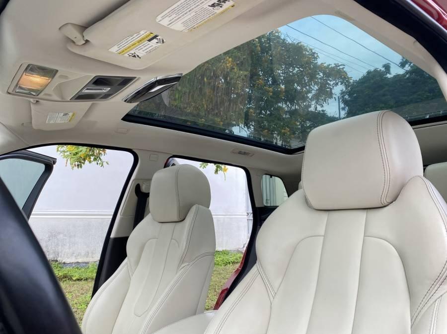 Cần bán xe LandRover Range Rover 2011, màu đỏ, nhập khẩu  (19)