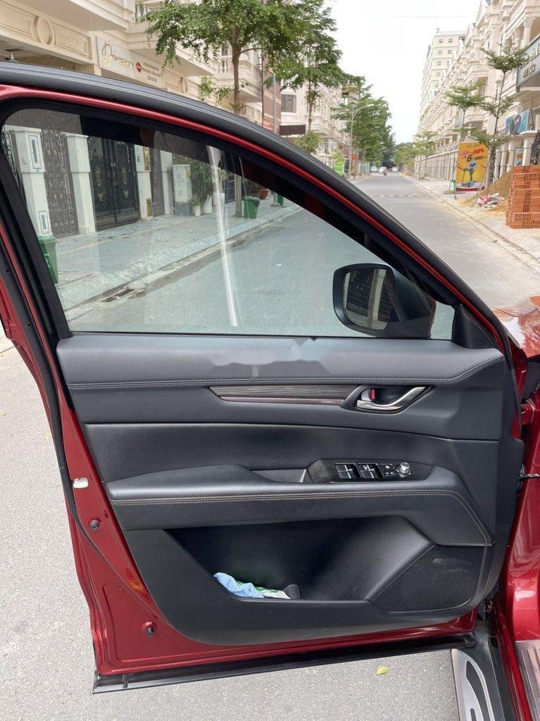 Bán ô tô Mazda CX 5 đời 2018, màu đỏ chính chủ (9)