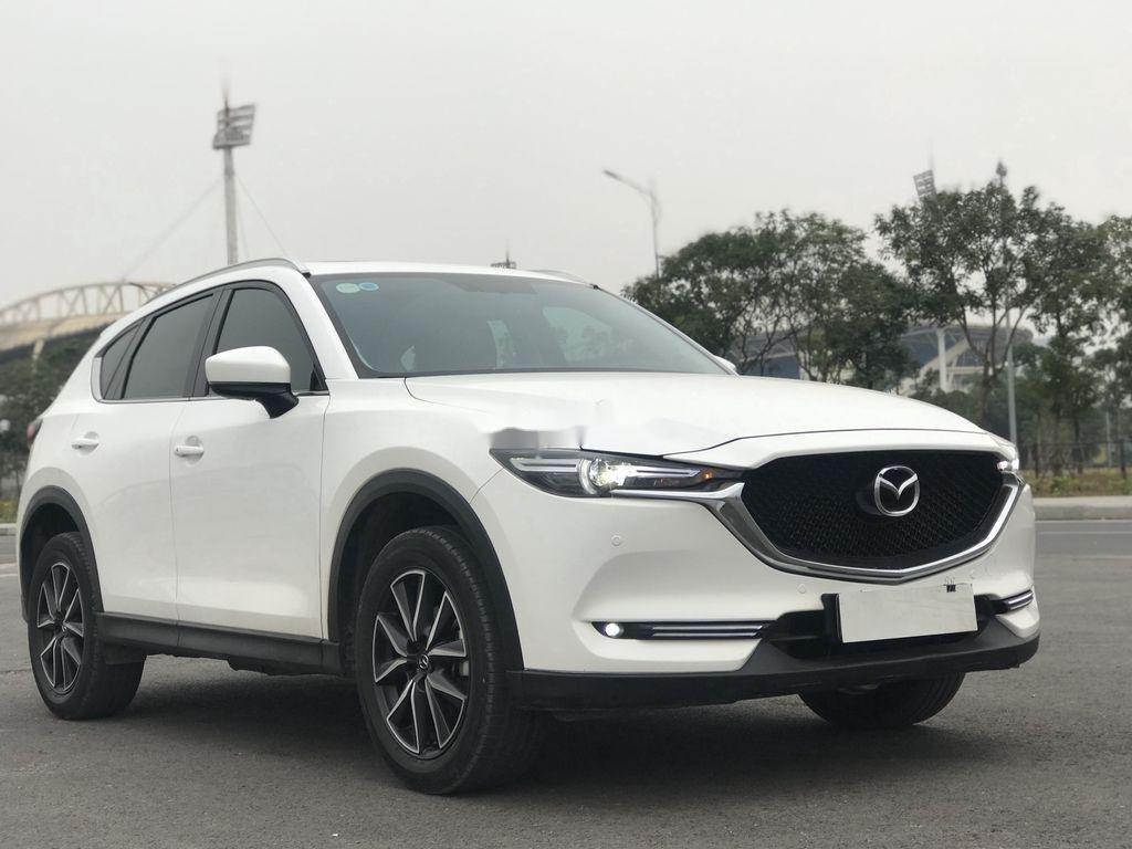 Xe Mazda CX 5 đời 2019, màu trắng (3)