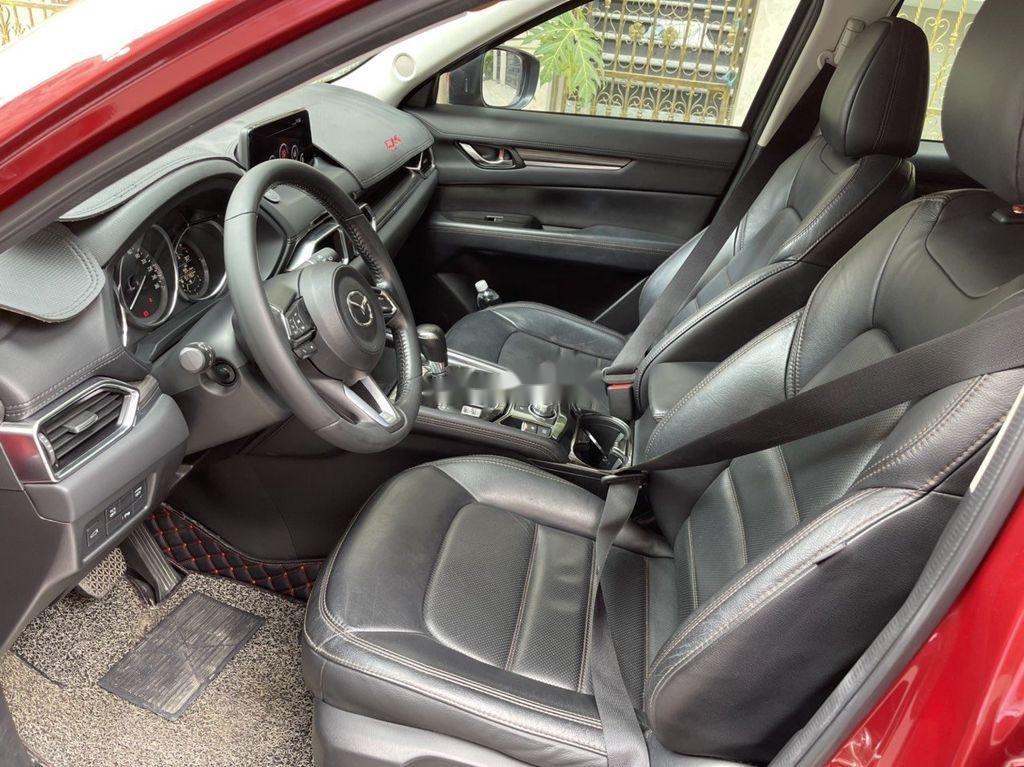 Bán ô tô Mazda CX 5 đời 2018, màu đỏ chính chủ (12)