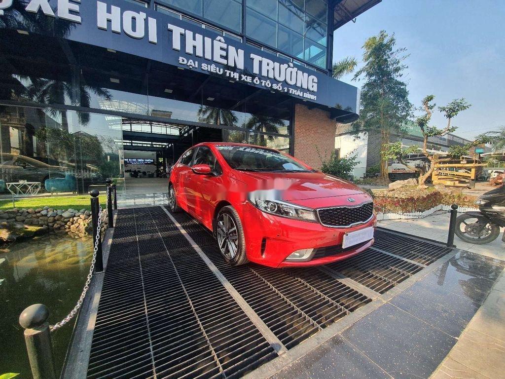 Bán ô tô Kia Cerato sản xuất 2016 giá cạnh tranh (2)
