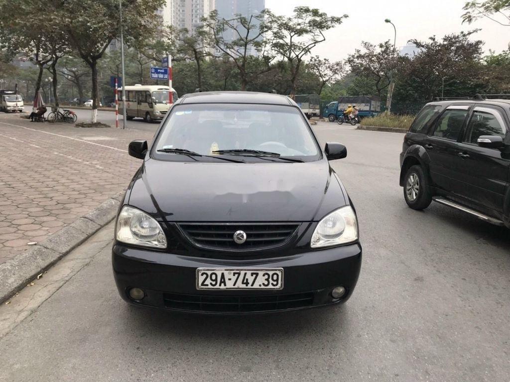 Cần bán xe Kia Carens đời 2008, màu đen, nhập khẩu  (4)